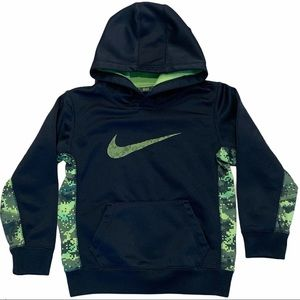 NIKE Therma Fit Fleece Lined Hoodie Youth 6